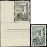 Lot n� 4748 - ** - PAYS-BAS PA 12/13 : Mouettes, N�12 cdf, TB