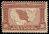 Lot n� 4802 - * - ETATS-UNIS 159/63 : Centenaire de la Louisiane, TB
