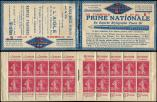 Lot n� 2102 -  - 191-C3    Semeuse Cam�e, 30c. rose, n�191c, T IIB, S. 88, PRIME NATIONALE, TB