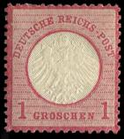 Lot n� 4551 - * - --- EMPIRE 4 : 1g. rose, TB