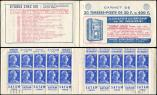 Lot n� 2215 -  - 1011B-C6   Muller, 20f. bleu, n�1011Bb, T I, S. 11-57, HORLOGERIE DU DOUBS/WESTMINSTER, n�26271, dat� 1/10/57, TB