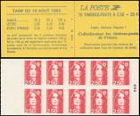 Lot n� 2247 -  - 2720-C2a   Briat, 2,50 rouge, SANS pr�d�coupe, TB