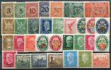 Lot n° 4914 - ** - Allemagne, Empire, 32 timbres de 1923-32, TB, cote Michel