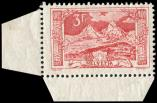 Lot n� 4868 - * - SUISSE 167 : 3f. rouge, bdf, TB