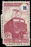 Lot n� 2271 - (*) - 224A Type Locomotive, H lie de vin, TB