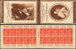 Lot n� 1834 -  - 194-C4    Semeuse Cam�e, 40c. vermillon, n�194b, T I, S. 108  L'ILLUSTRATION/GUYOT, Superbe