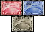 Lot n° 4453 - * - --- EMPIRE PA 40/42 : la série surch. POLAR-FAHRT 1931, TB