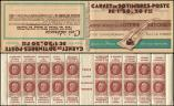 Lot n� 1945 -  - 517-C2    P�tain, 1f.50 brun, n�517, Secours National, S. 64, LOTERIE NATIONALE, dat� 20/7/42, TB