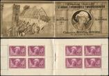 Lot n� 1909 -  - 256-C1    Sourire de Reims, n�256, carnet de 8, TB
