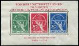 Lot n� 4747 - ** - --- BERLIN BF 1 : R�forme Mon�taire, TB