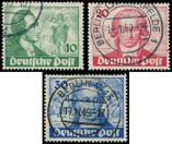 Lot n� 4746 -  - --- BERLIN 51/53 : la s�rie obl., TB