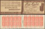 Lot n� 2580 -  - 199-C46   Semeuse Lign�e, 50c. rouge, n�199e, T IIB, S. 158, LUX RADIO (infime d�chirure), TB