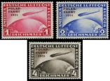 Lot n� 4732 - ** - --- EMPIRE PA 40/42 : la s�rie POLAR-FAHRT 1931, TB