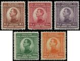 Lot n� 4793 - ** - YOUGOSLAVIE 150/54 : la s�rie courante de 1923, TB