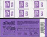 Lot n� 2361 -  - Carnets adh�sifs 1656-C1, TVP violet International, dat� 22/2/19 en haut, TB