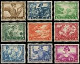 Lot n� 4691 - ** - --- EMPIRE 470/78 : s�rie Wagner, TB